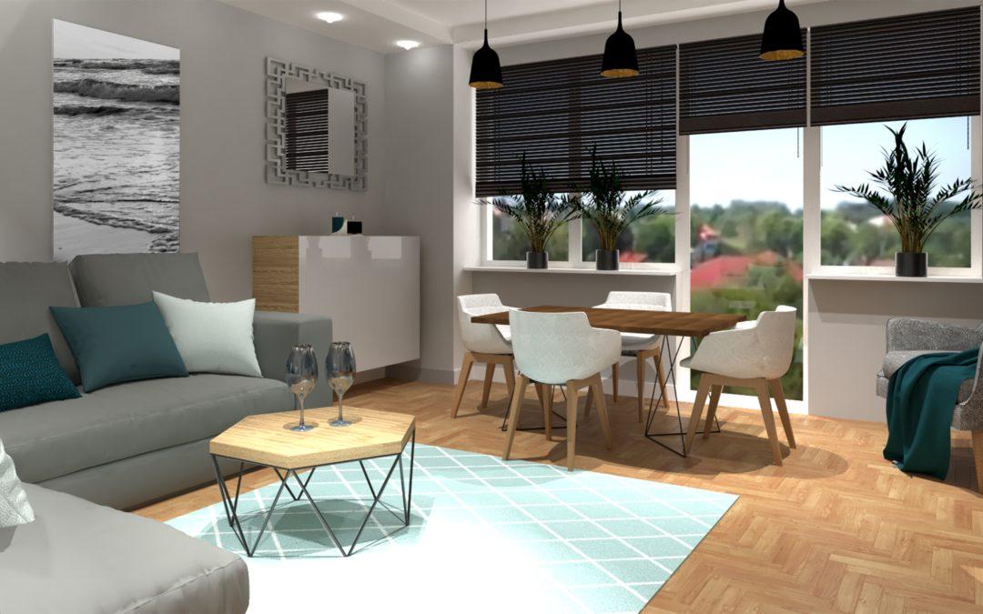 Nowoczesna aranżacja wnętrza domu – wady i zalety
