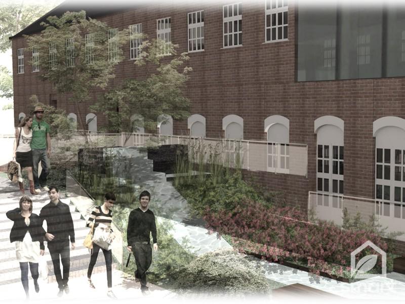 Projekt rewitalizacji budynku w Gdańsku